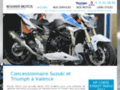 › Voir plus d'informations : Bouvier Motos