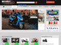 › Voir plus d'informations : Motocycles Scoot Company 16